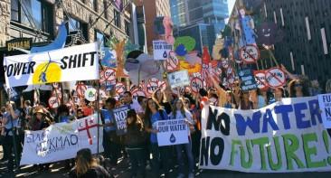Earth Guardians: No Water No Future
