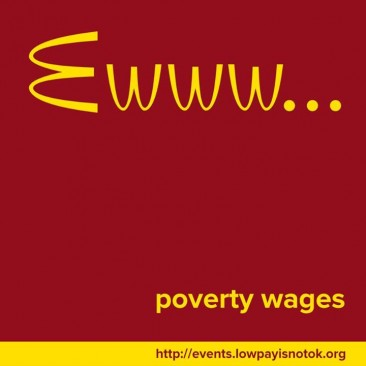 EWWW…. Poverty Wages