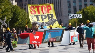 Stop the TPP!