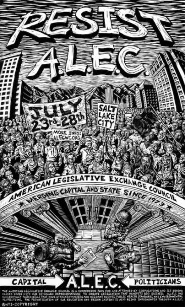 Resist ALEC