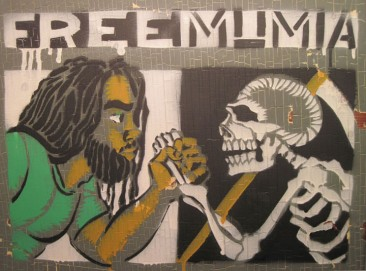 Mumia Shakes Hands With Death