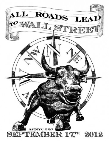 All Roads lead to Wall Street