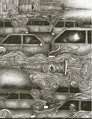 Gallery: The Intricate Art of Mac Mcgill