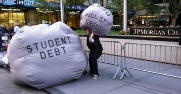 Overwhelming Student Debt