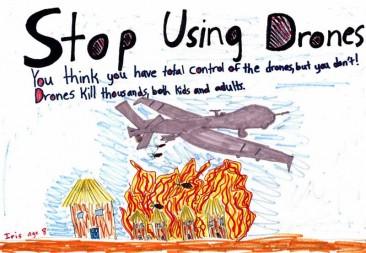 Stop Using Drones