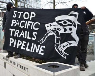 Stop Pacific Trails Pipeline