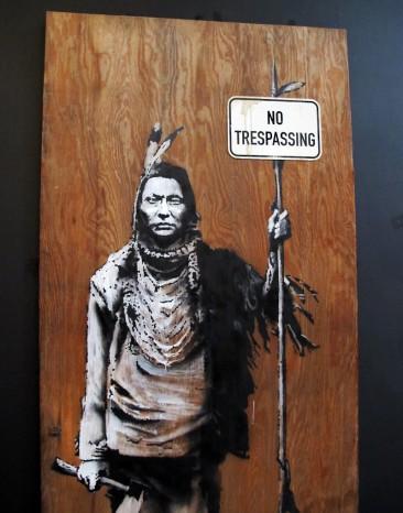Gallery: Banksy's Iconic Street Art