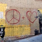 bansky-peace-and-love