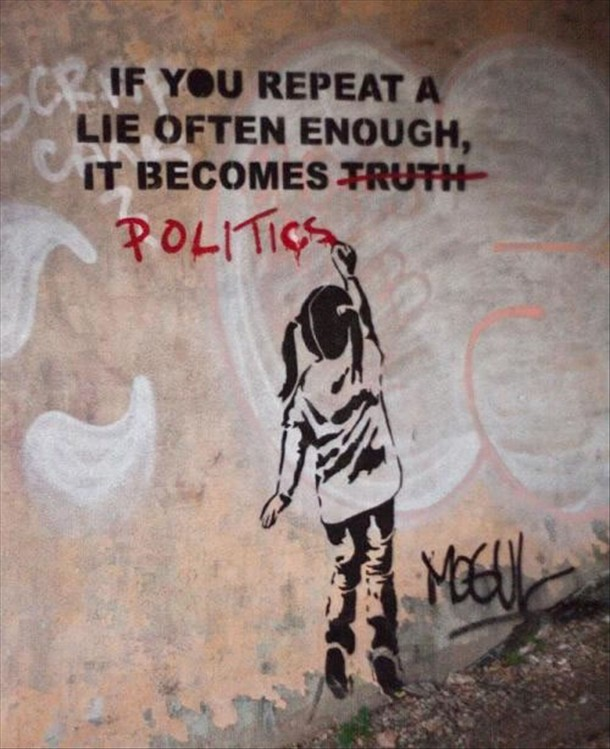 banksy graffiti political - photo #1