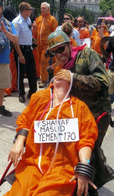 Gallery: Close Guantanamo Action in DC