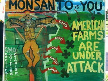 Monsanto vs You