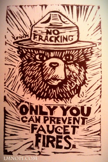 Only You Can Prevent Faucet Fires