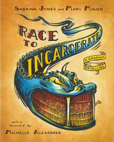 Race to Incarcerate Book Cover