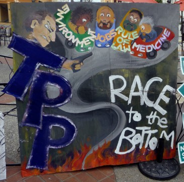 TPP: Race to the Bottom