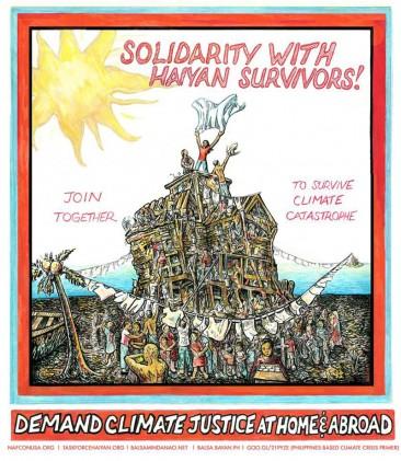 Solidarity with Haiyan Survivors!