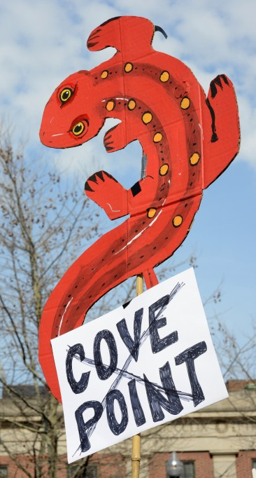Cove Point, MD: Opposing Gas Development