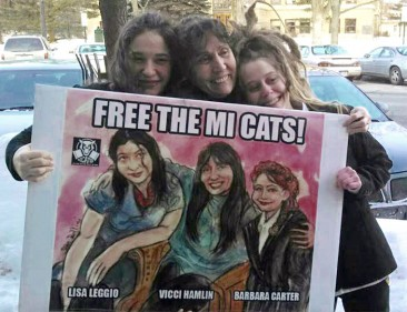 MI CATS freed!