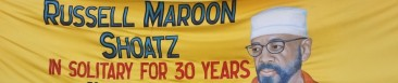 Russell Maroon Shoatz, Painted Banner