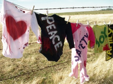 Drone Grief Installation at Beale AFB