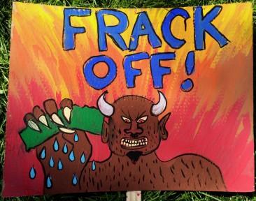 Frack Off!