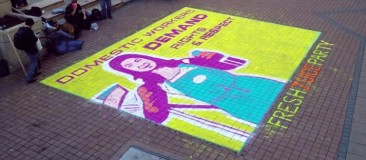 Domestic Workers Demand Rights and Respect