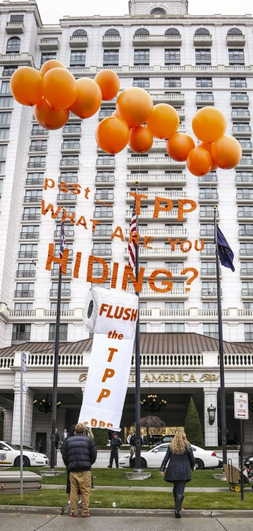 Psst… TPP What Are You Hiding?