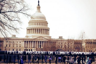 Pipeline President or Climate Champion?