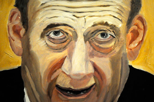George Bush S Paintings Aren T Funny Creative Resistance