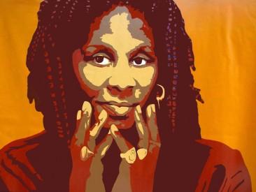Wanda Coleman Portable Spoken Word Mural