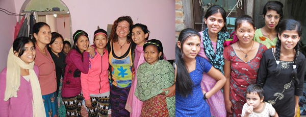 Nepalese Sewing Collective Is A Refuge From Forced Marriage