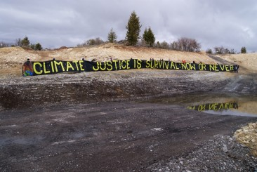 Climate Justice is Survival