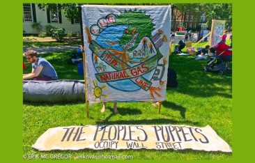 Gallery: People's Puppets and Occupy at FIGMENT NYC