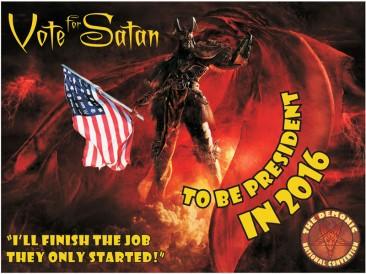 Satan for President
