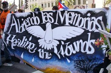 Abriendo las Memorias, Healing the Wounds