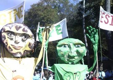 SOA puppets