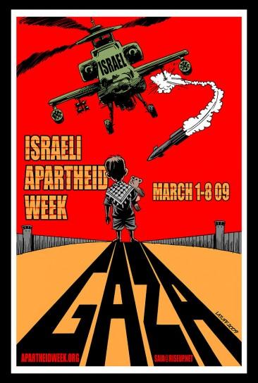 Israeli Apartheid Week, 2009