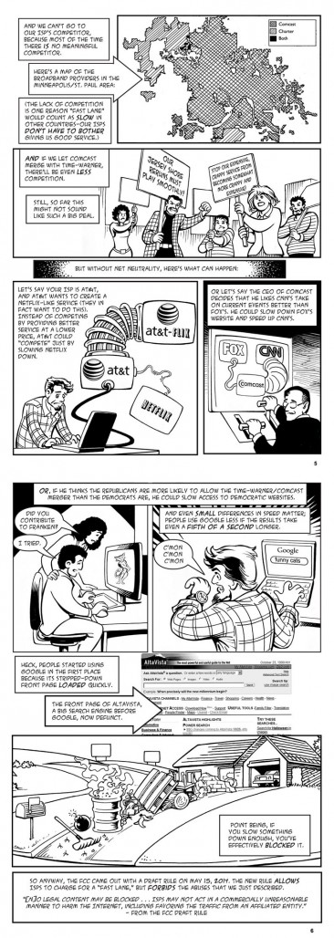 Net neutrality: What it is, and why you should care. Excerpt 2
