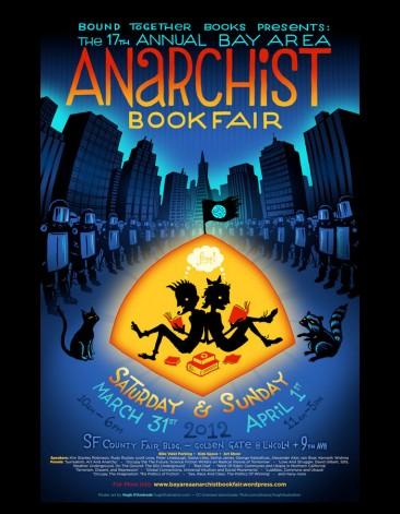 Bay Area Anarchist Book Fair 2012