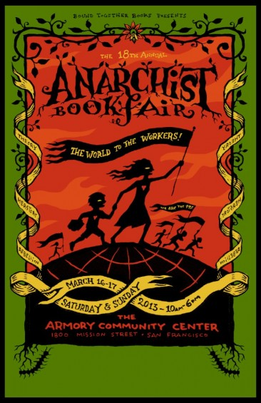Bay Area Anarchist Book Fair 2013