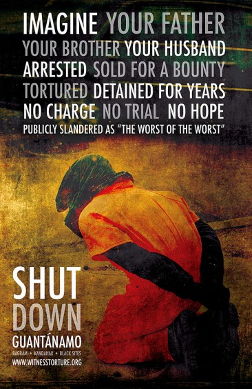 Gallery: Witness Against Torture Posters