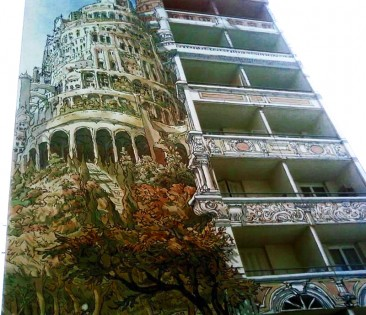 Poem: Tower of Babel