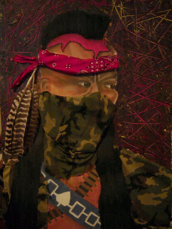 Mohawk Indians Warriors