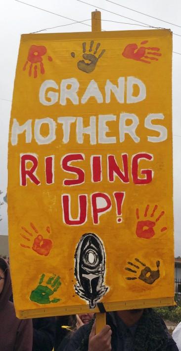 Grandmothers Rising Up