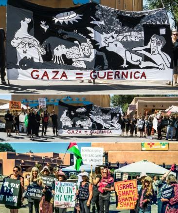 Gaza = Guernica