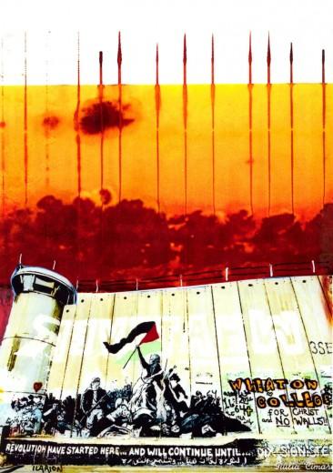 Gaza Visual comment