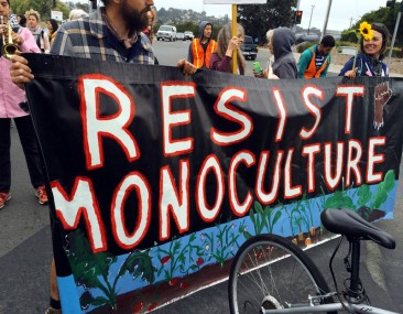 Resist Monoculture