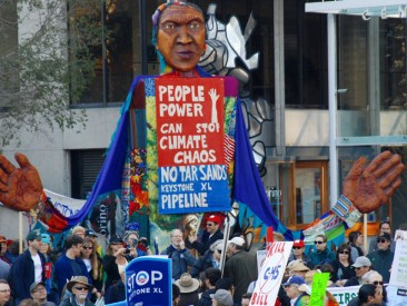 People Power can stop Climate Chaos