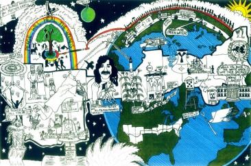 Walk Across America For Mother Earth