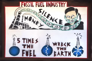 Fossil Fuel Industry Wrecks the Earth