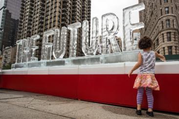 The Melting Future